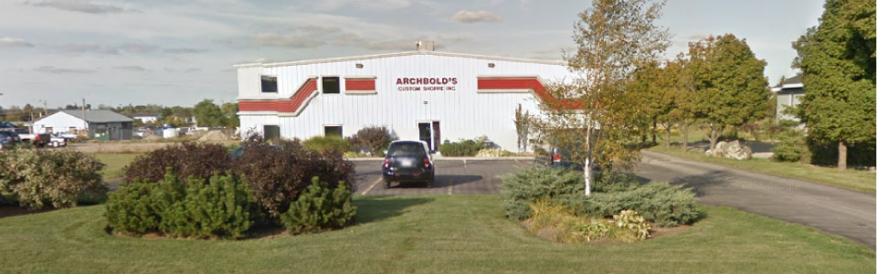 Archbold's Custom Shoppe